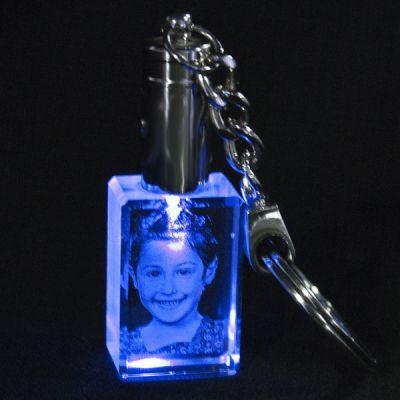 30x20x15 Mavi Işıklı Anahtarlık