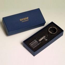Kristal 30x20x10mm Işıksız Anahtarlık - Thumbnail