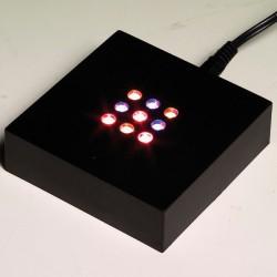 - 9 Ledli Adaptörlü Işıklık