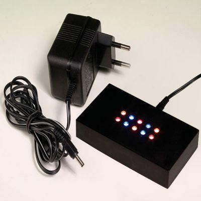10 Ledli Adaptörlü Işıklık