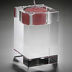 - Kişiye Özel Kristal Mumluk CO 125